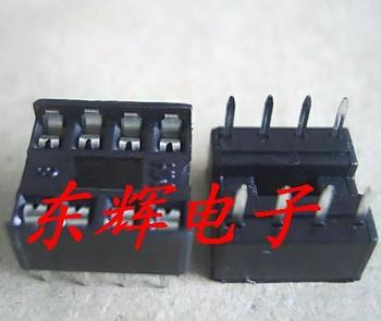 8PIN IC socket, IC база DIP8 разъем-A001