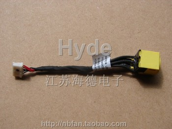 НОВЫЙ 504UH03. 011 FRU: 04W4238 DC IN КАБЕЛЬ ДЛЯ LENOVO THINKPAD E335 DC IN CABLE JACK