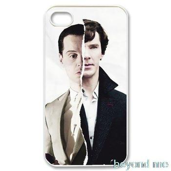 Шерлок Холмс Крышка case для iphone 4 4s 5 5s 5c 6 6 s плюс samsung galaxy S3 S4 mini S5 S6 Note 2 3 4 z0591