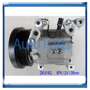 DKV14G компрессор для Isuzu Trooper Родео 60-01582 897287 6410