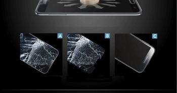 2.5D дуги края Tempered Glass 9 H для Alcatel One Touch Pixi4 3.5 4.0 4.5 5.0 5.5 6.0 дюймов Поп 4 плюс 4S Star X1 7046 pixi4 6.0