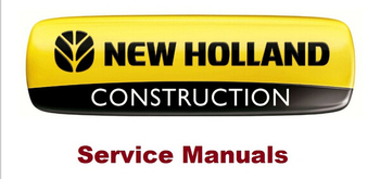 New Holland Service Manuals