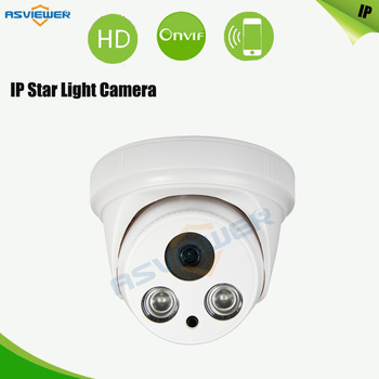 Sony IMX290 Сенсор H.265 правда WDR Star Light 2MP IP Security Камера 24 шт. ИК vadalproof IP Камера AS-IP2208SD