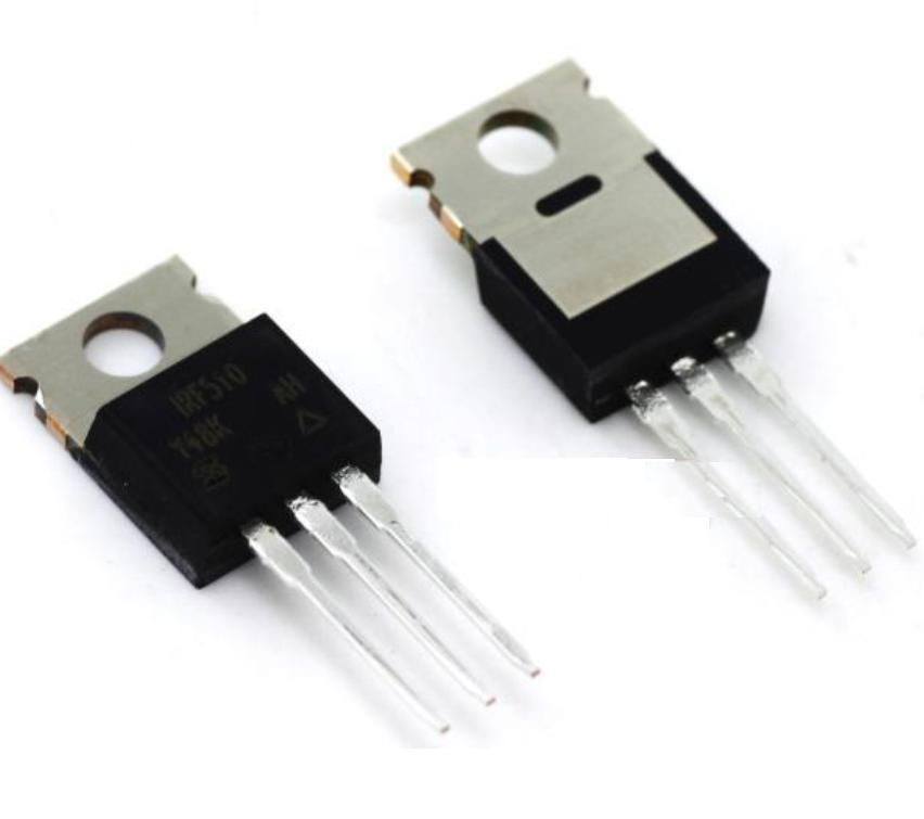 10 ШТ. Новый IRF510N IRF510 Power MOSFET TO-220 ИК НОВЫЙ